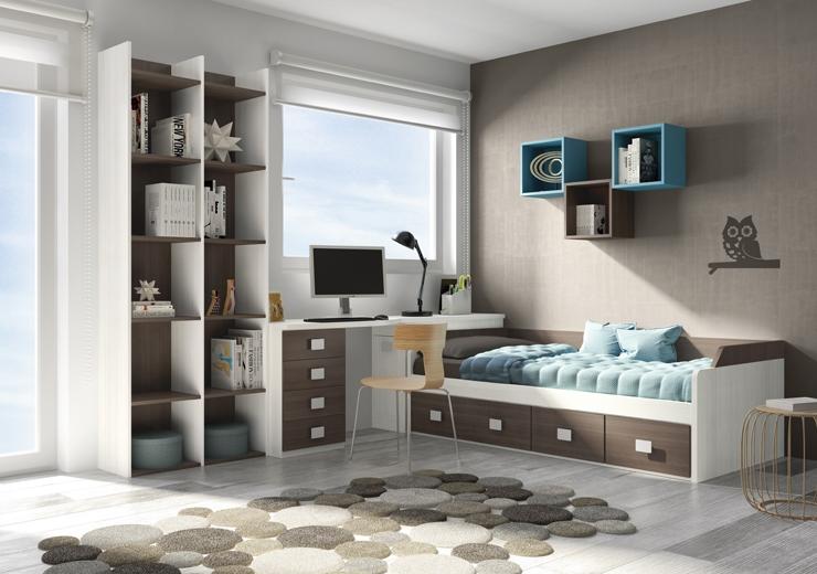Muebles carlos seixas juveniles for Muebles dormitorio juvenil