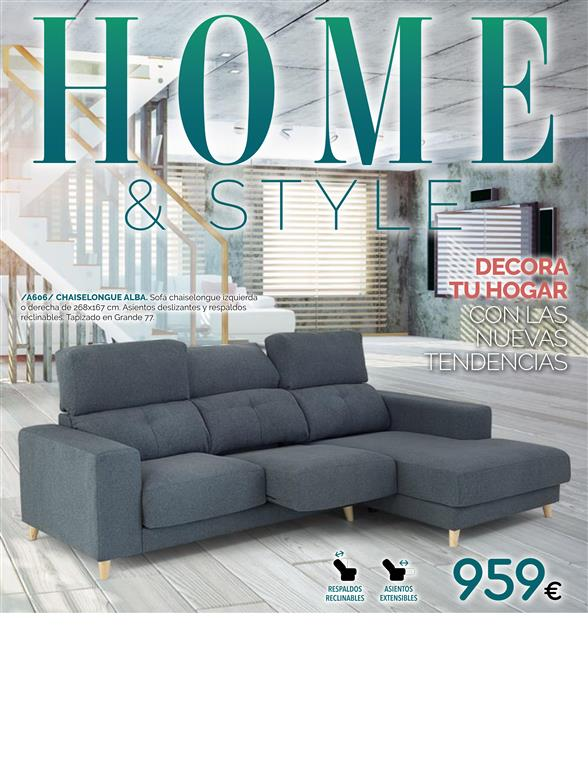 Home & Style - 1