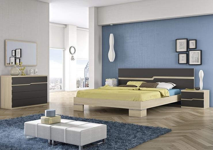 Muebles carlos seixas dormitorios salones y auxiliar for Dormitorio matrimonio joven
